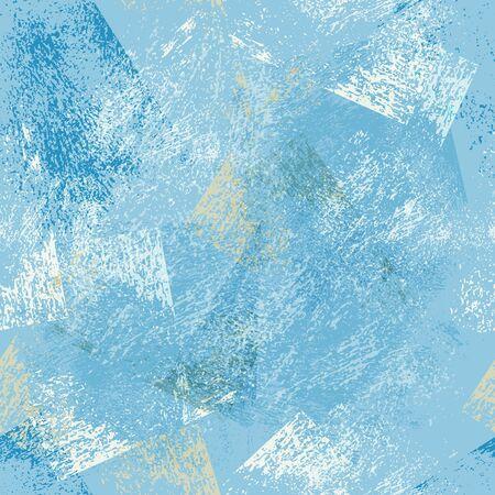 watercolor spray seamless background, vector illustration, clip-art