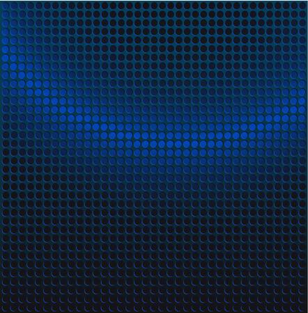 abstract mesh buckground vector illustration clip art Ilustração