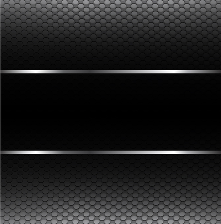 perforated: Abstract perforated background, vector illustration clip-art