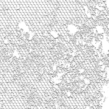 perforated: Abstract grunge perforated background, vector illustration clip-art Illustration