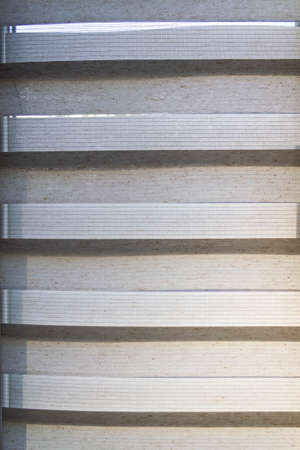 The texture of rag window blinds Reklamní fotografie