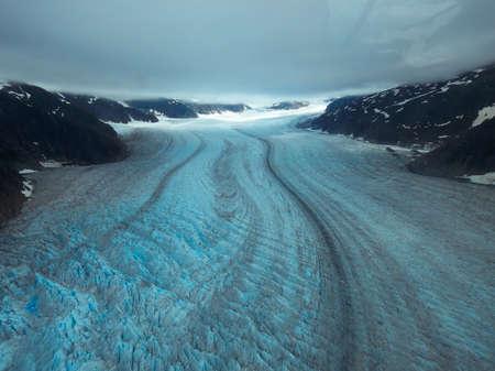 icescape: Mendenhall Glacier