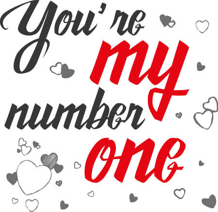 Youre my number one