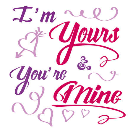 Im Yours & youre mine