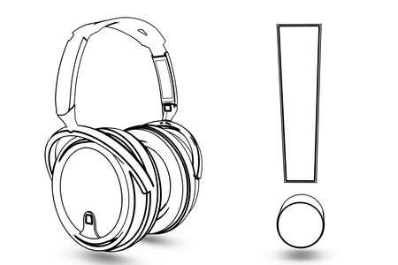 excitation: headphone with excitation