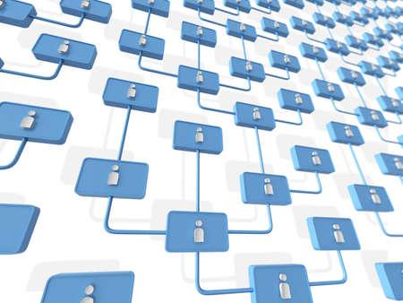 building social networks and social media