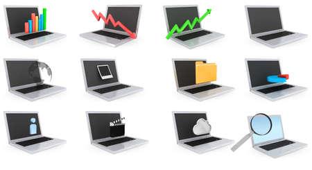 Many Computer icons