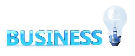 Business idea photo