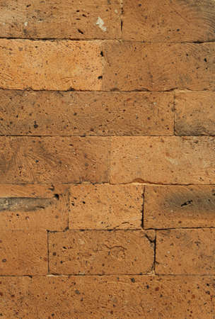 Old Urban Background Clay Brick Wall Texture