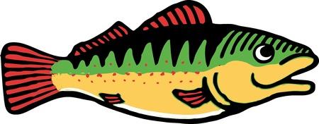 Fish Stock Vector - 12044109