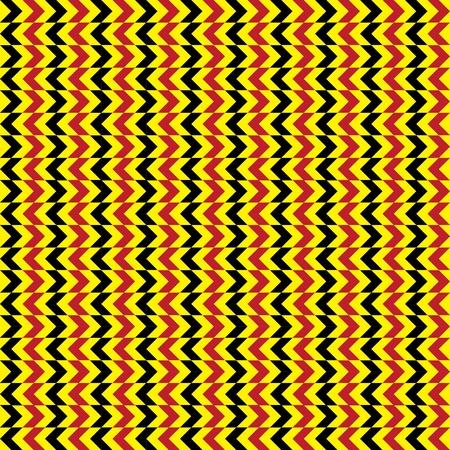 African Opart Pattern