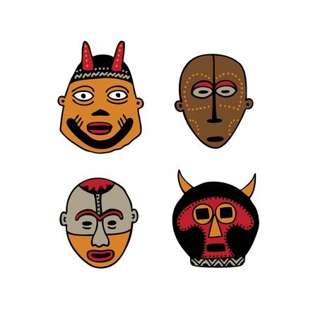 ancestors: African Masks
