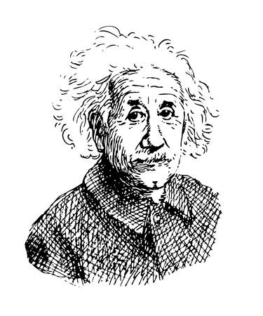 greatest: Portrait of Einstein