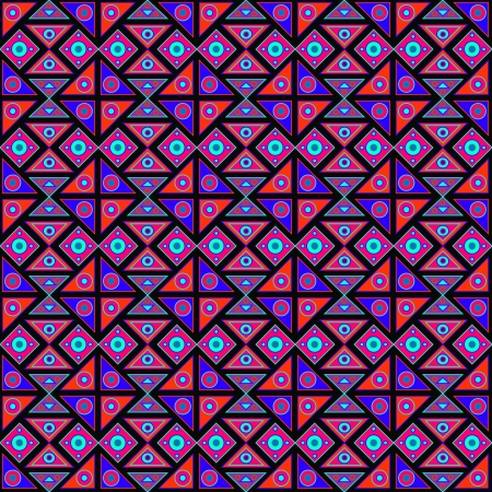 Modern african pattern Stock Vector - 18335488