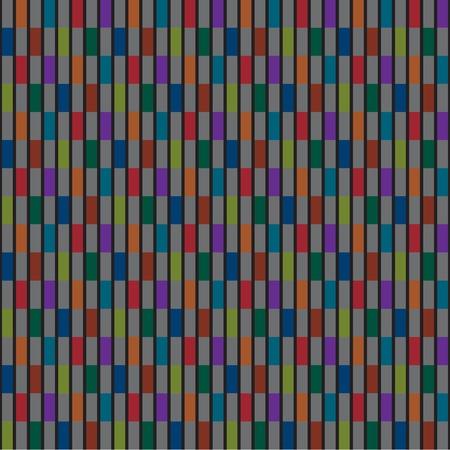 hues: Warm Hues Pattern