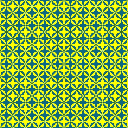 Fifties Geometric Pattern Vector