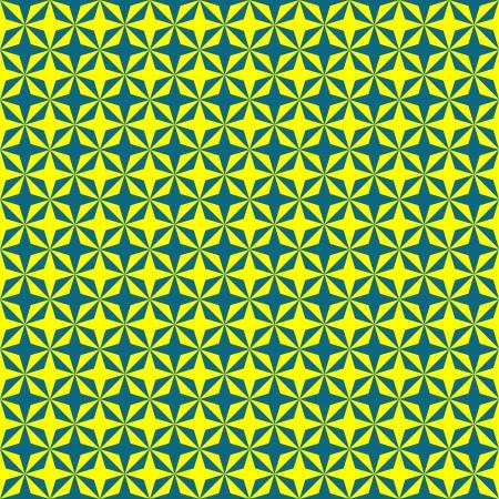 midcentury: Fifties Geometric Pattern