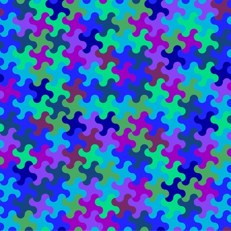 camoflage: Colorful Camo Style Pattern