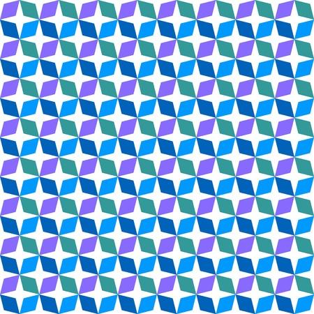 Geometric Fifties Pattern