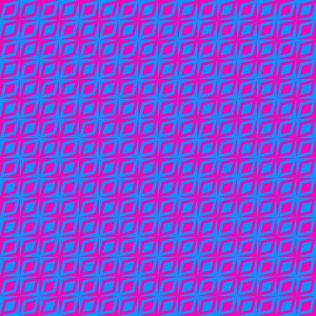 op: Colorful sixties op pattern Illustration