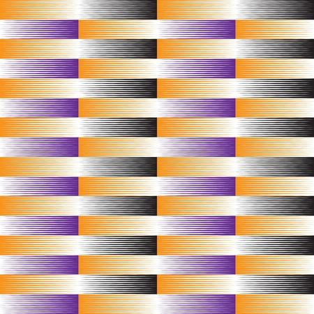 Op-Art Vintage Gradient Pattern