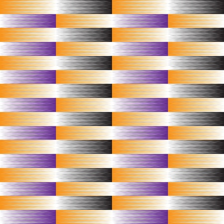 Op-Art Vintage Gradient Pattern