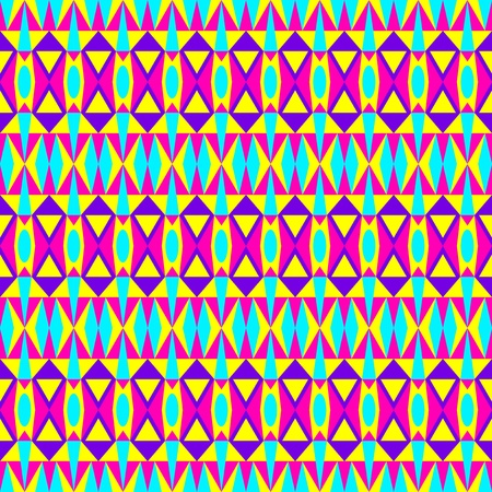 Geometric Hipster Pattern