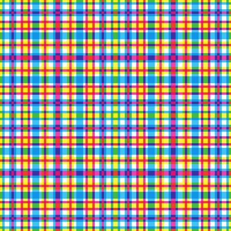 Modern Plaid Pattern