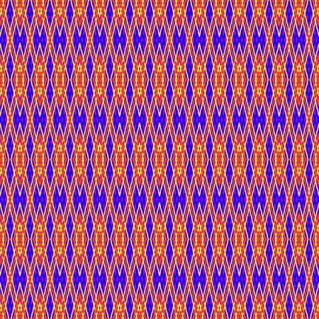 Ethnic Woven Texture Vector