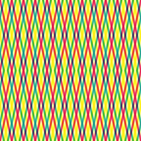 colorful stripes: Colorful Argyle Stripes
