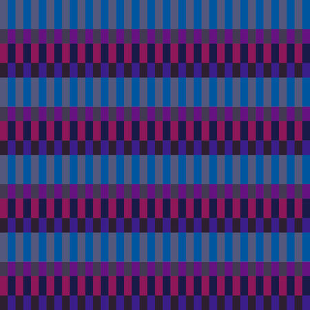 broad: Broad retro stripes pattern Illustration