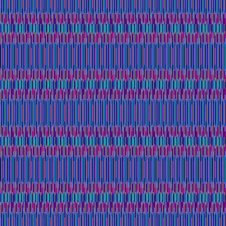 Textured blue lines Illustration