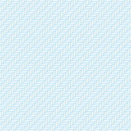 White and blue herringbone texture