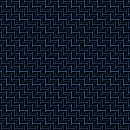 Dark herringbone texture Illustration