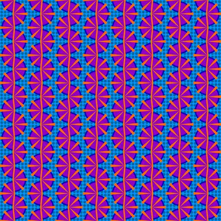zambia: Funky african pattern Illustration