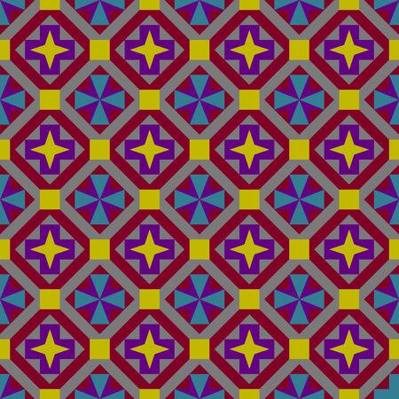 Bohemian interior pattern