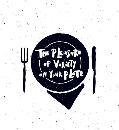 The pleasure of variety on your plate.