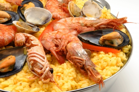 Seafood Paella photo