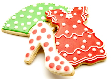 spanish dancer: Cookies decorated with motifs of Andalusian folklore