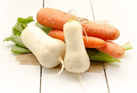 Assortment of fresh vegetables Stock Photo - 16649816