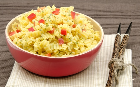 Wok with curry paste thai style Stock Photo - 16805549