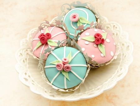 pastel boda: Valentine Cupcakes