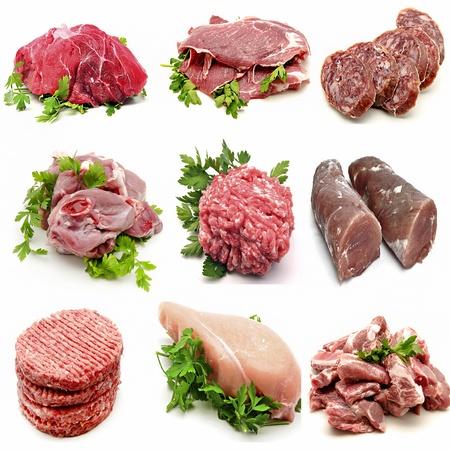 carne de res: Murales diversos carnes