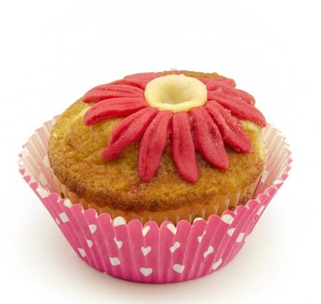 Cupcakes decorated photo