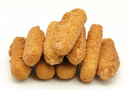 Chicken sticks pie photo