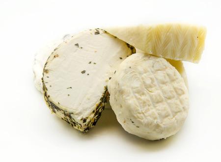 queso de cabra: Surtido de queso fresco de cabra