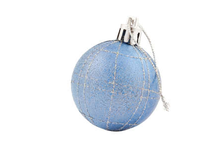 blue decoration toys for christmas tree