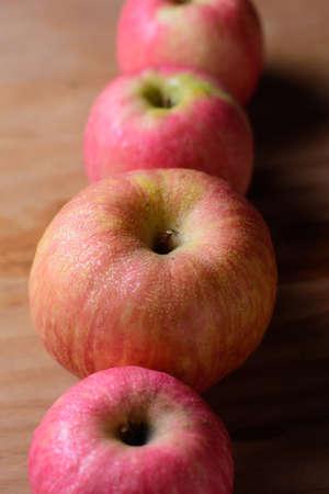 close ups: Apples Close ups