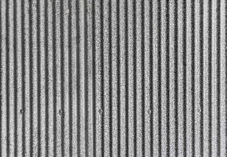 corrugated iron: Corrugated iron sheet texture, galvanized iron for the roof
