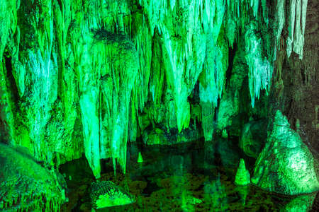 Furong Cave in Wulong Karst National Geology Park, China, is the World Natural Heritage place it was named one of The Three Greatest Caves in the World